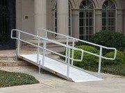 Ada modular ramps