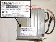 Embraco fs for 3pcompressor