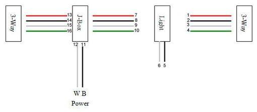 8269 3way switch help