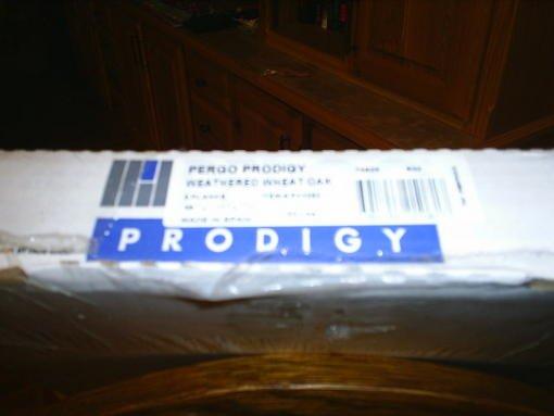 8744 pergo prodigy