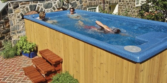 Swimspa at james   cc 2