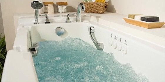Jacuzzi walk in tub bv 3