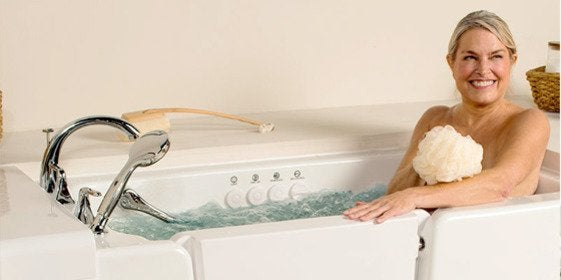 Jacuzzi walk in tub bv 8