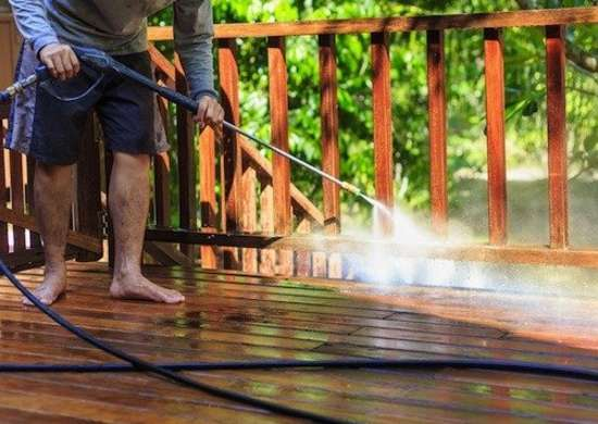 Pressure Wash Your House