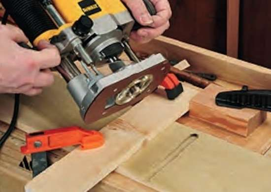 Cut Dados with Router