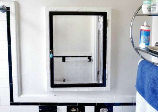 Medicine Cabinets Ideas 7 Diy Updates, Cabinet Mirror Replacement