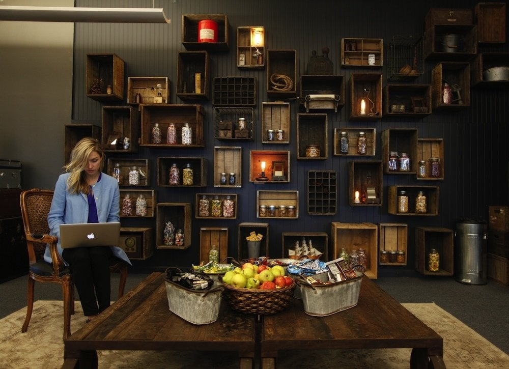 Home Office Ideas to Steal from 9 Creative Companies