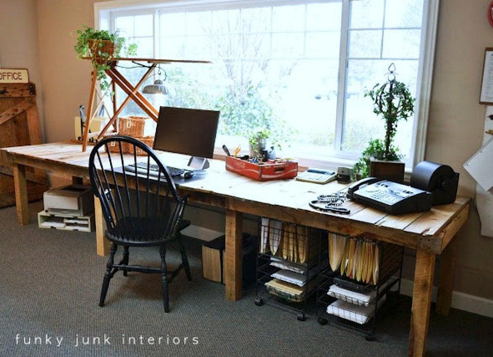 Diy Desk 15 Easy Ways To Build Your, Building Your Own Desk