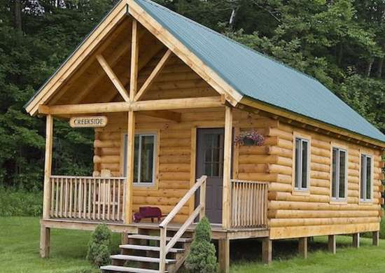 Log Cabin Kits 8 You Can And
