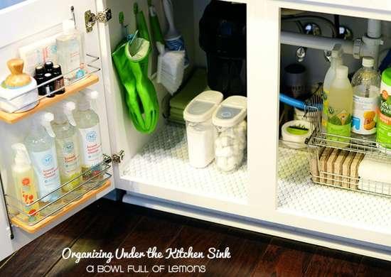 Under Sink Storage Ideas To Buy Or Diy Bob Vila
