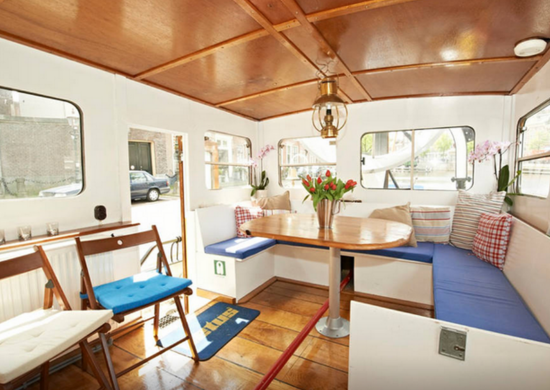 Small Space Ideas To Steal From Houseboats Bob Vila