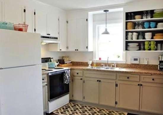 Кухонные шкафы своими руками