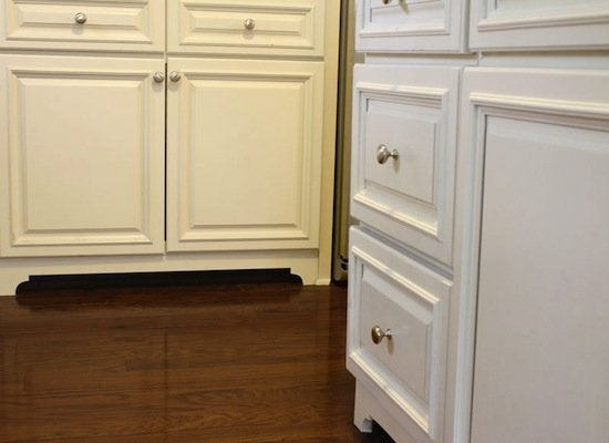 Diy Kitchen Cabinets Simple Ways To, How To Add Furniture Legs Kitchen Cabinets