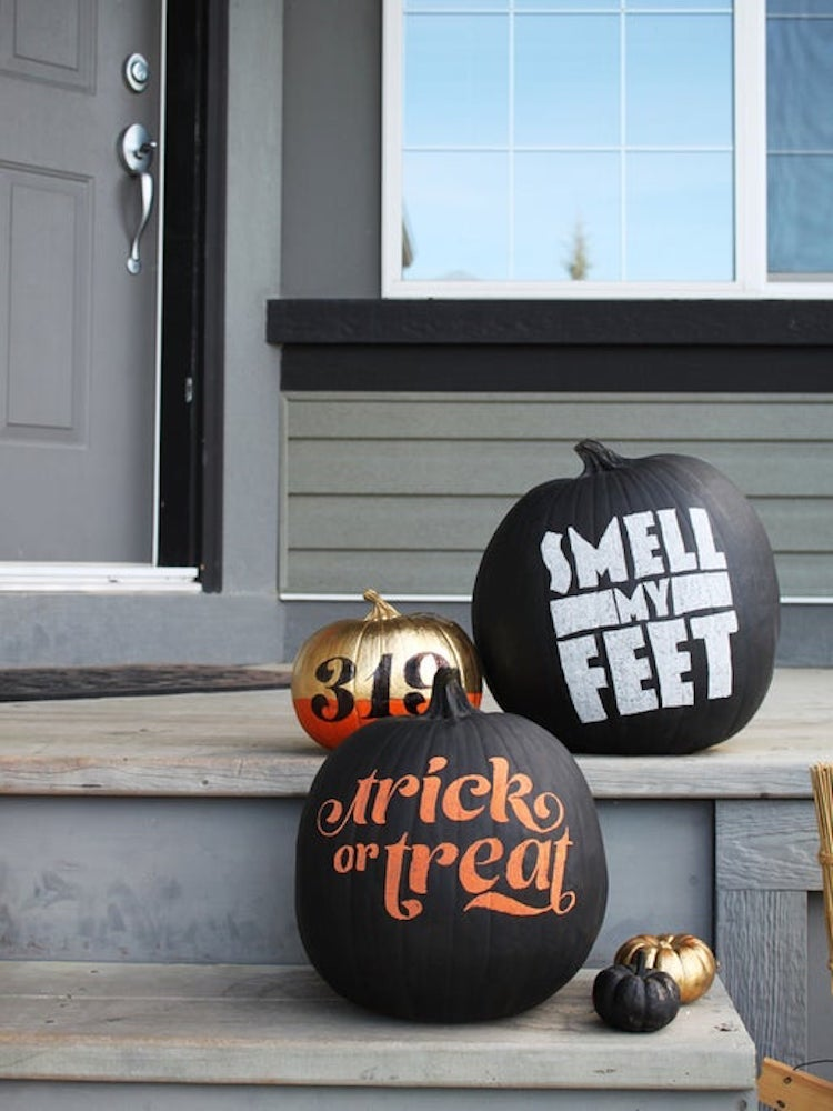 29 Bewitching Ways to Decorate a Pumpkin
