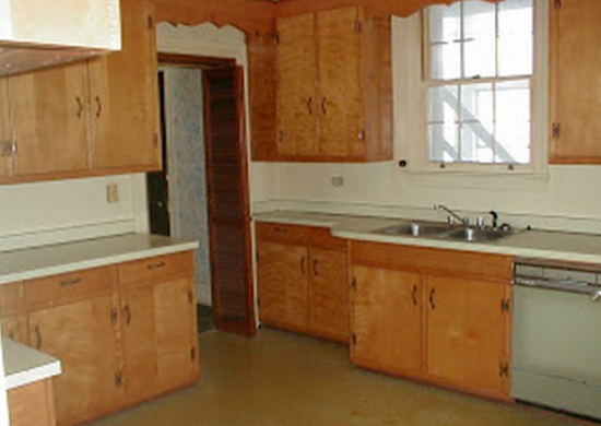 Kitchen Makeovers 10 You Can Actually, 1960s Kitchen Cabinets