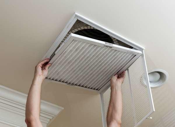 نظام تنقية الهواء لاحتجاز الجراثيم