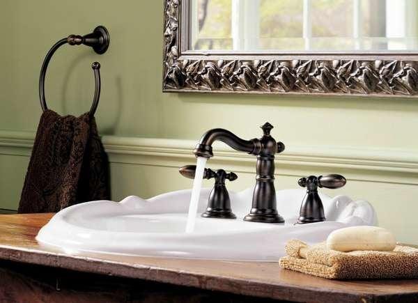 Install Water-Saving Faucets