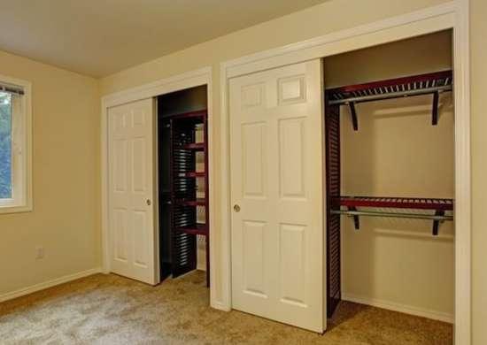 Add an extra closet