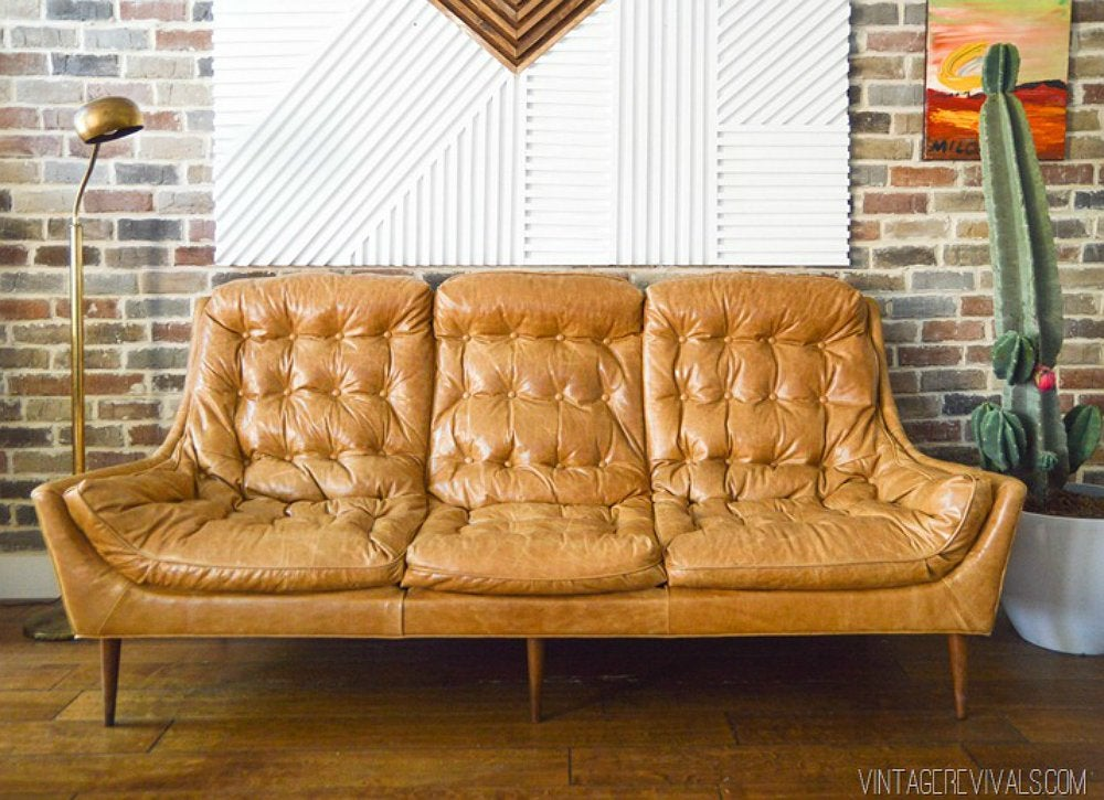 Diy Couch Makeovers 10 Creative, How To Get Rid Of Old Sofa Bed