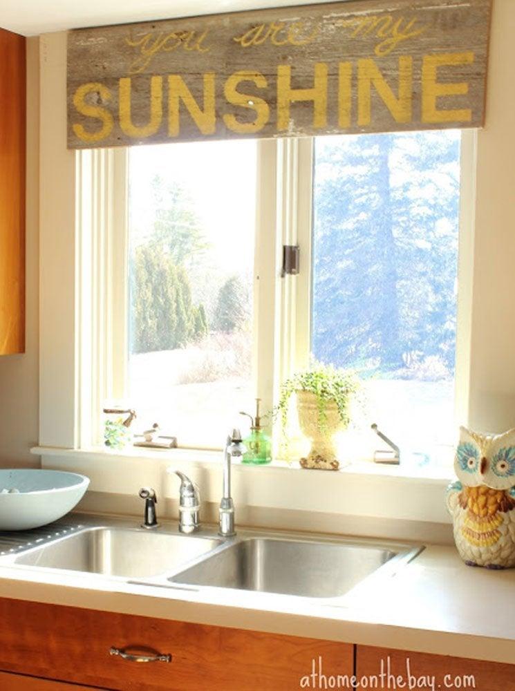 Window Treatments Ideas 15 Better Ways, Kitchen And Bathroom Window Curtains