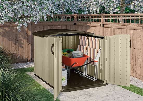 Best Sheds 10 To Choose For Your, Small Outdoor Storage Shed