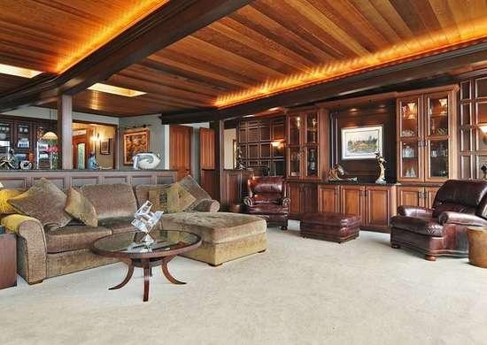 Basement Ceiling Ideas 11 Stylish Options Bob Vila