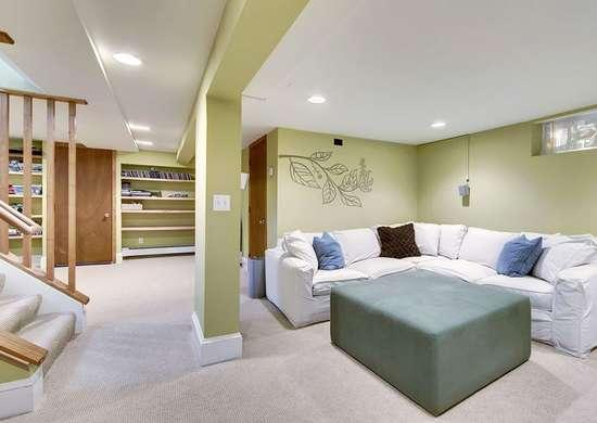 10 Basement Paint Colors For A Brighter Space Bob Vila