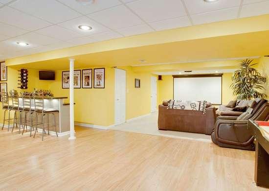 Желтый подвал