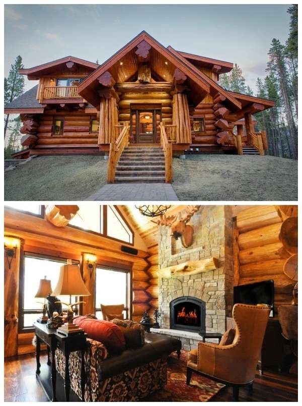 The 17 Best Log Cabins Bob Vila