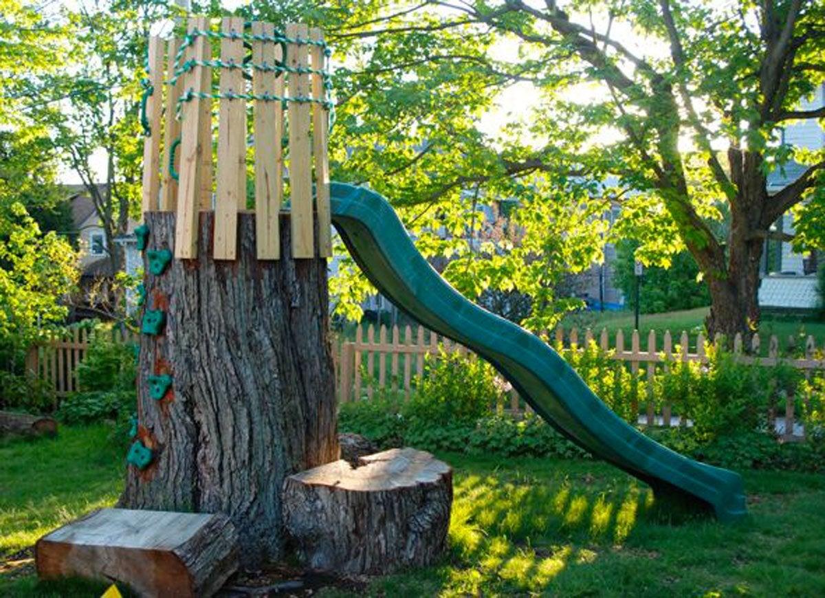 Tree Stump Ideas That Will Blow You Away Bob Vila
