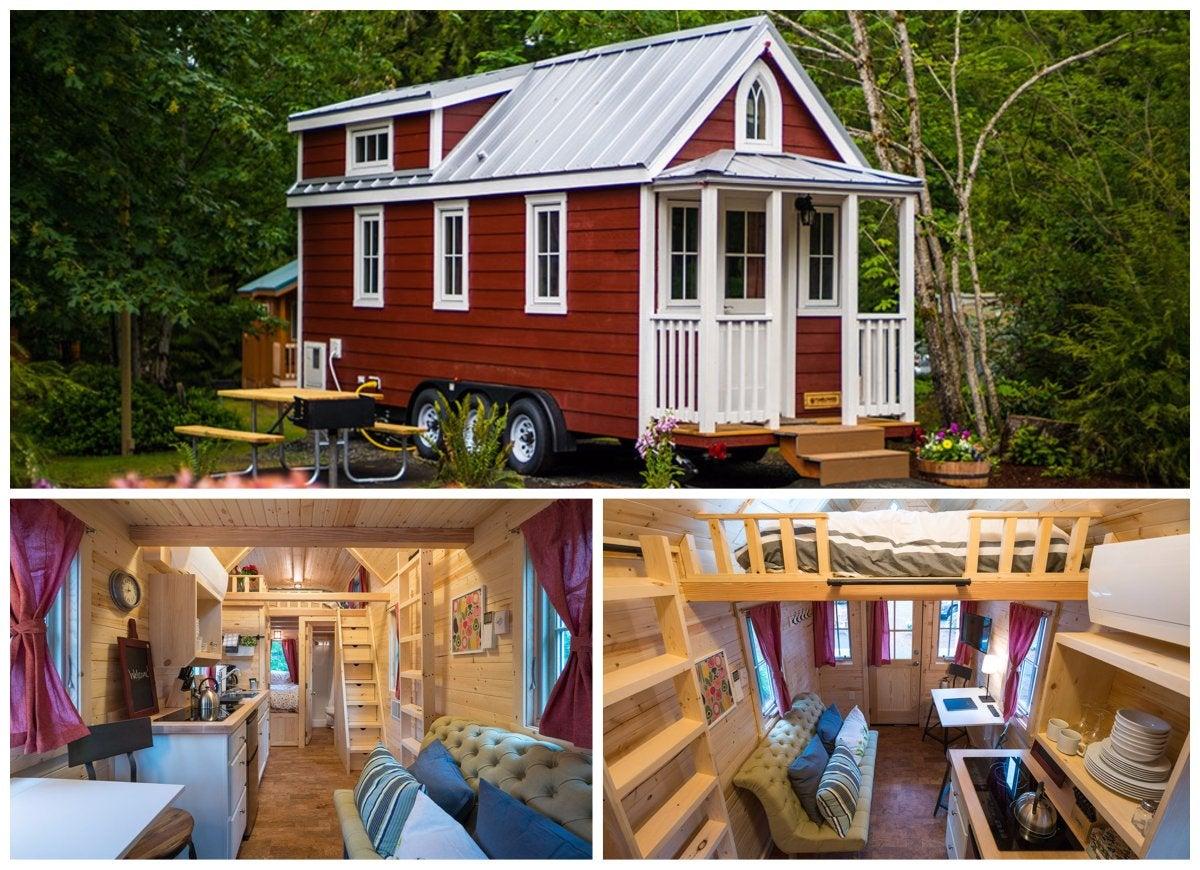 Tiny Houses On Wheels We Love Bob Vila