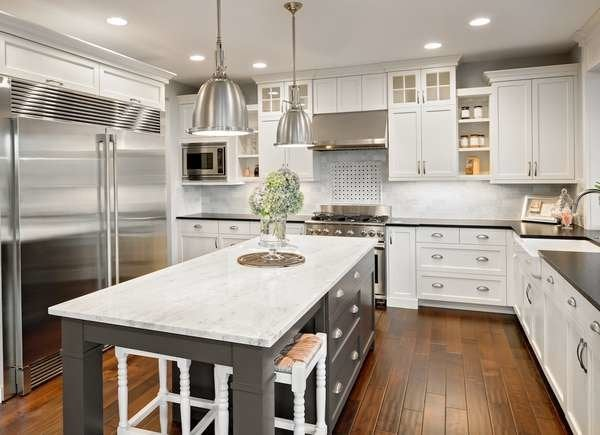 12 Things That Increase Home Value, How Much Value Does Painting Kitchen Cabinets Add