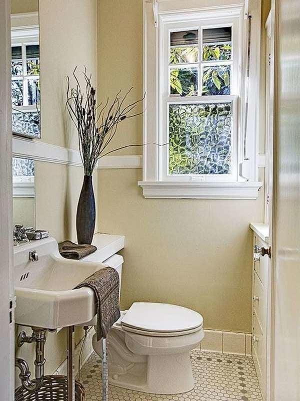 Декоративные акценты в ванной