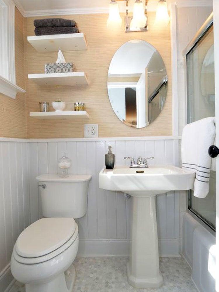 small bathroom ideas  bob vila