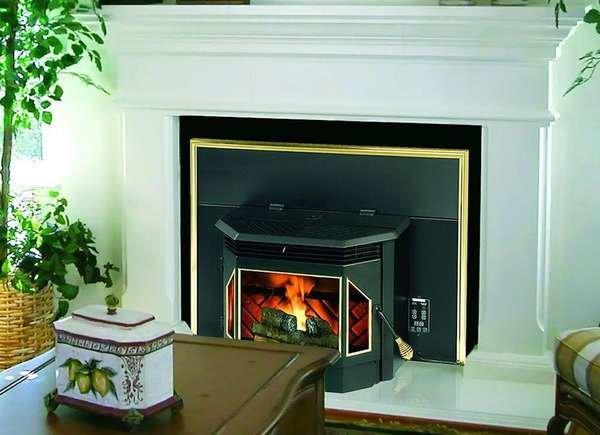 10 Best Pellet Stoves Bob Vila, Englander Wood Fireplace Inserts