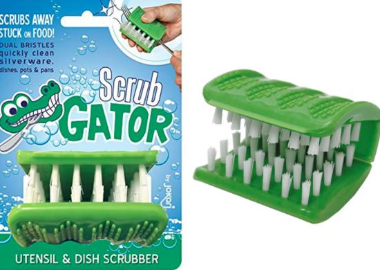 Очиститель для посуды и посуды Scrub Gator