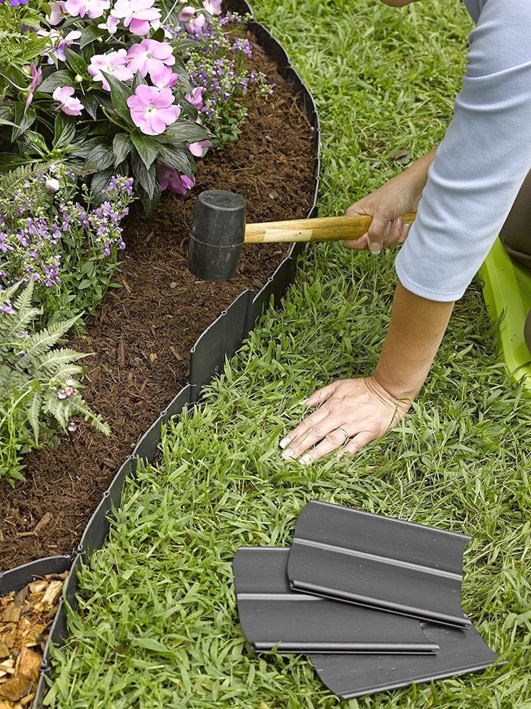 Landscape Edging Ideas 12 Easy Ways To Set Your Garden Beds Apart Bob Vila