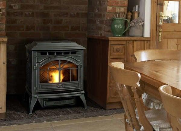 10 Best Pellet Stoves Bob Vila, Englander Wood Pellet Fireplace Insert