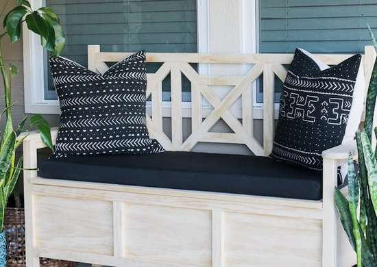 Diy Outdoor Furniture 10 Easy, How To Make Simple Outdoor Furniture