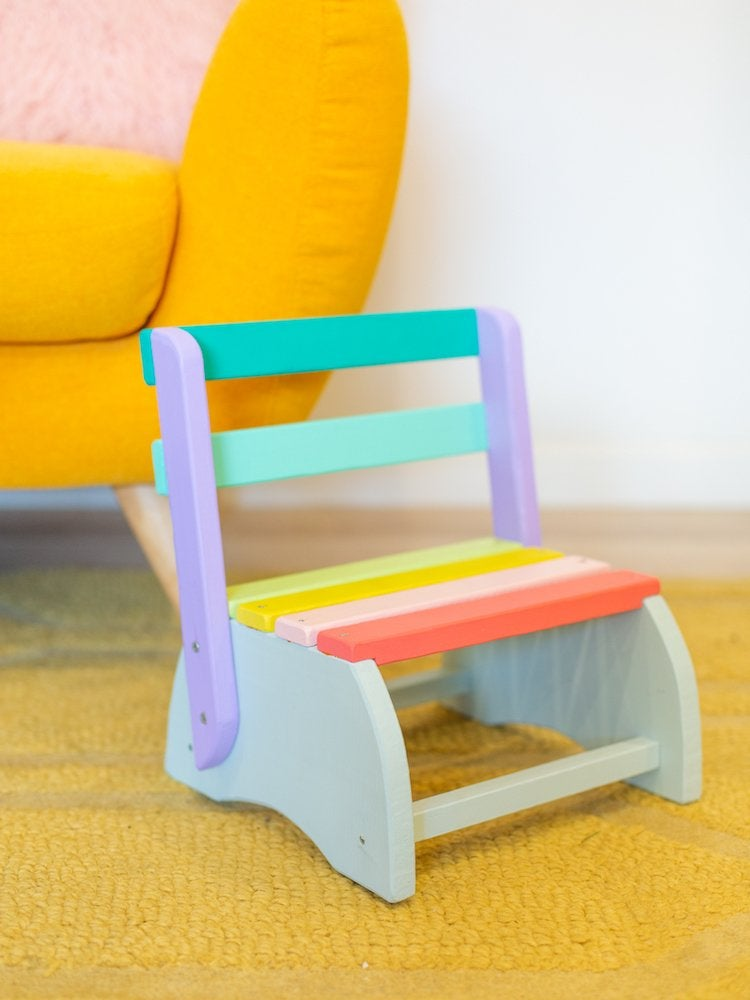 12 Diy Step Stool Designs You Can Make Bob Vila