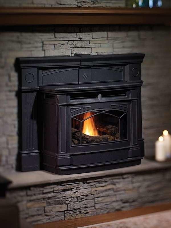 10 Best Pellet Stoves Bob Vila, Englander Wood Burning Fireplace Insert