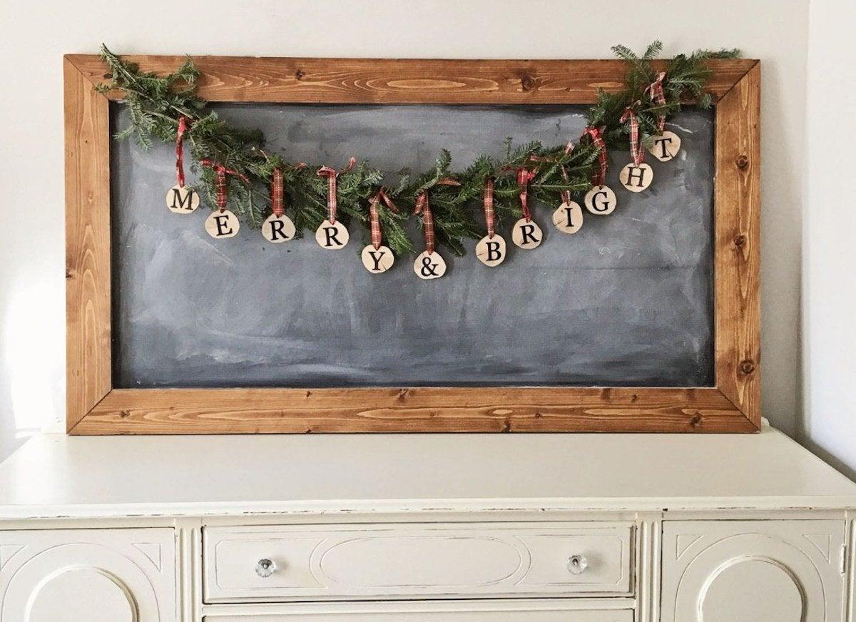 15 Diy Christmas Garland Ideas Bob Vila