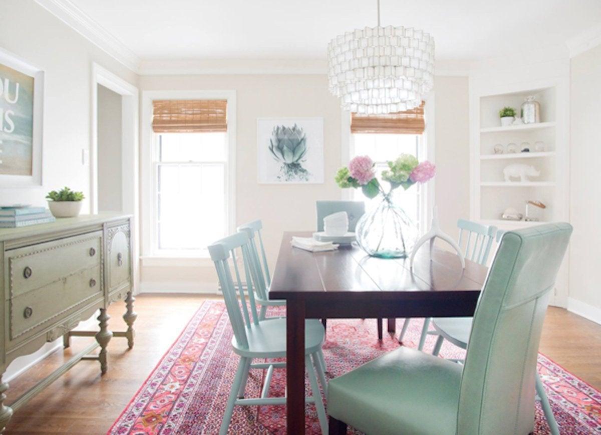 40 Dining Room Decorating Ideas Bob Vila, Cute Dining Room Table