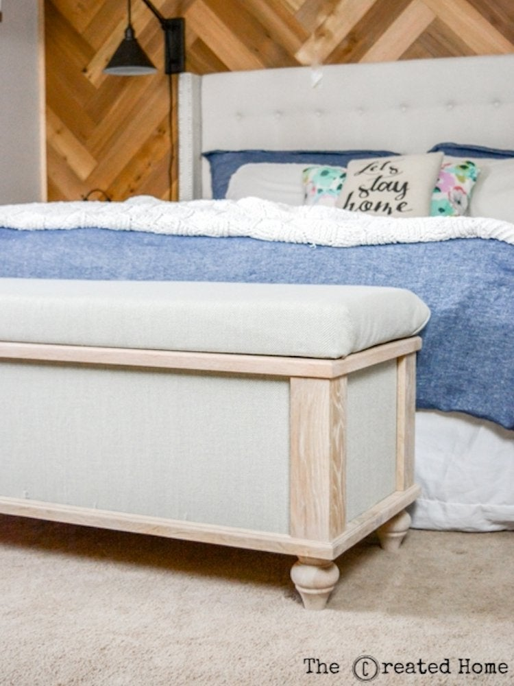 20 Diy Storage Benches You Can Make, Bed Chest Storage