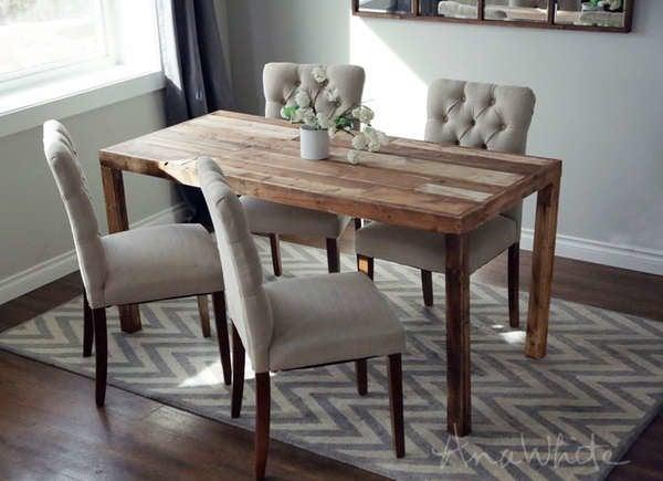 Обеденный стол Parson DIY
