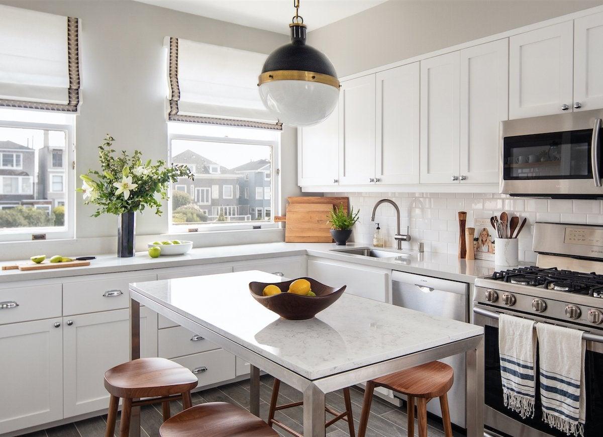 15 small kitchen island ideas that inspire - bob vila