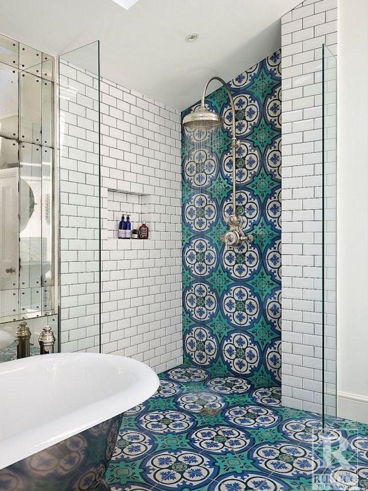 10 Shower Tile Ideas That Make A Splash, Bathroom Tile Shower Ideas