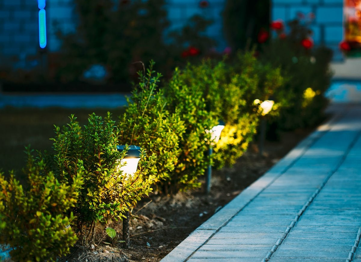 How Outdoor Home Lighting Works