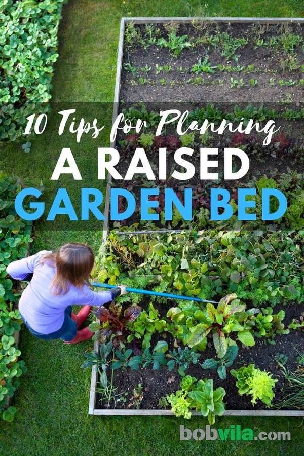 Planning A Raised Bed Follow These 10, How To Prepare A Raised Garden Bed