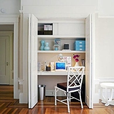 10 Ingenious Alternatives to a Traditional Home Office